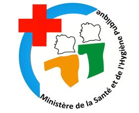 Logo du Ministère de la Santé et de l'Hygiène Publique